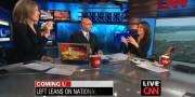 Kiran Chetry CNN 'sweet & leggy' 10-4-10