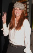 Angie Everhart out and about in Hollywood - November 3, 2010