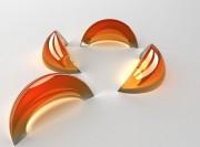3D Glass Imaginations Wallpapers B3ed1c107965914