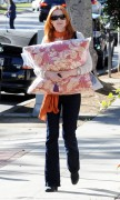 Nov 24, 2010 - Marcia Cross - Out n about in Brentwood 334ed0108356319