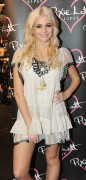 Nov 22, 2010 - Pixie Lott - Promoting her collection at Lipsy store in London  24098f108409354