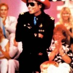 1985AUSTRALIA:Perth'sTelethon-Black Shirt, Blue  5145de116595274