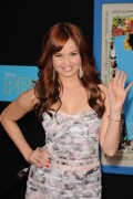 Дебби Райан, фото 34. Debby Ryan arrives at the World Premiere of Disney Pictures' 'Prom' held at The El Capitan Theater on April 21, 2011 in Hollywood, California, photo 34