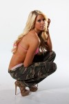 Барби Бланк (Келли Келли), фото 485. Barbie Blank (Kelly Kelly) Chad Martel Photoshoot 2012, foto 485