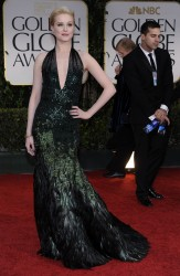 Evan Rachel Wood - 69th Annual Golden Globe Awards in Beverly Hills, 01/15/12 (x3)