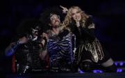 Мадонна (Луиза Чикконе Ричи), фото 1188. Madonna (Louise Ciccone Ritchie)Superbowl Halftime, 05.02.2012, foto 1188