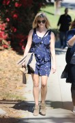Риз Уизерспун, фото 4910. Reese Witherspoon out and about in Brentwood, march 3, foto 4910