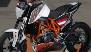 KTM 690 Duke Track