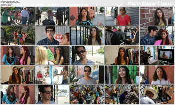 Victoria Justice - All I Want Is Everything Behind The Scenes 720p