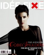 Cobie Smulders - Idee Fixe Magazine Vol 1 Issue 1