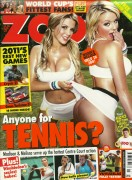 Madison Welch and Melissa D- Zoo June 25th to July 1st 2010