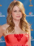 "Jenna Fischer @ ""Emmys"" 62nd Annual Primetime Awards At Nokia Theatre In Los Angeles -August 29th 2010- (HQ X7) +1 Add+"